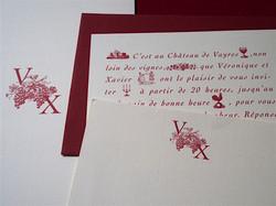 Invitation mariage bordeaux2
