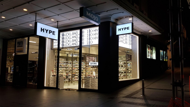 Hype Auckland