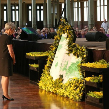 3D Print Victoria Floral Tribute