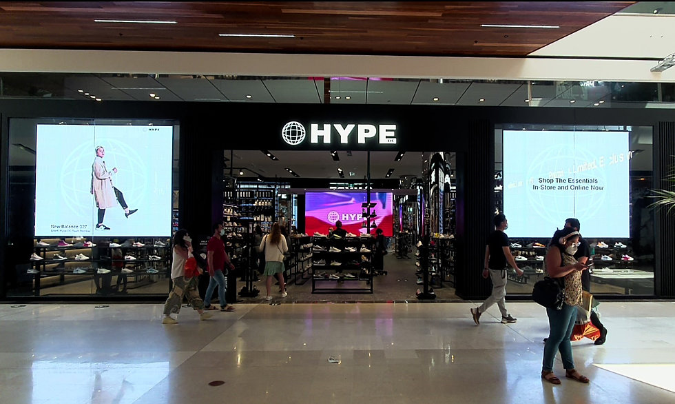 Hype Fountain Gate