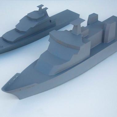 3D Print Naval Vessels