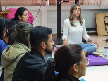 Seminario Mindfulness y resiliencia al estrés en el trabajo