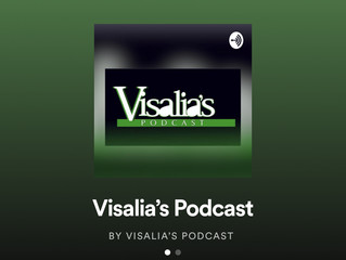 Interview on Visalia Podcast