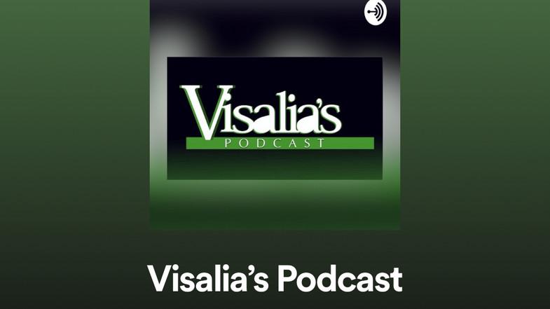 Interview on Visalia Podcast