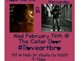 Valentine's Show in Visalia Ca