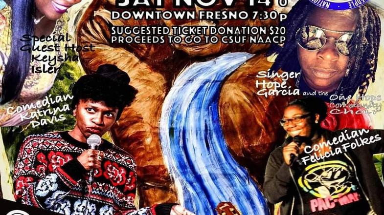Nov 14th in Fresno CA