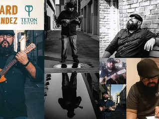 5 years with Teton Guitars