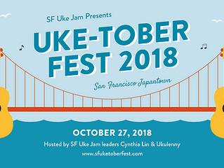SF Uke-Tober Fest 2018!!!