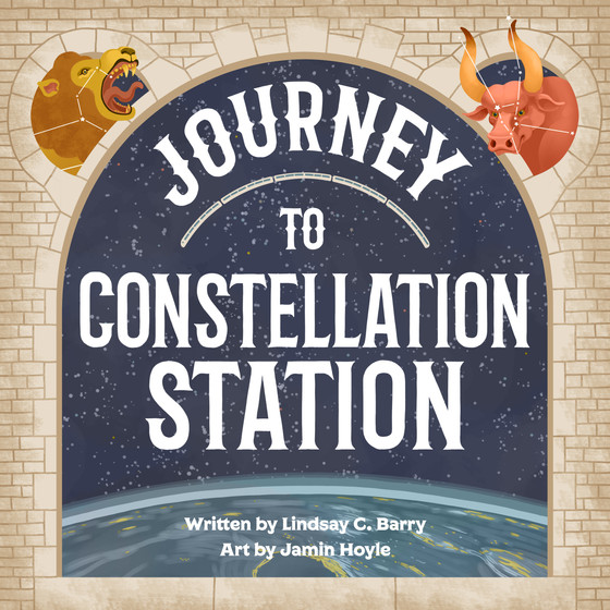 Fantastic Milestone Book Giveaway for Journey to Constellation Station