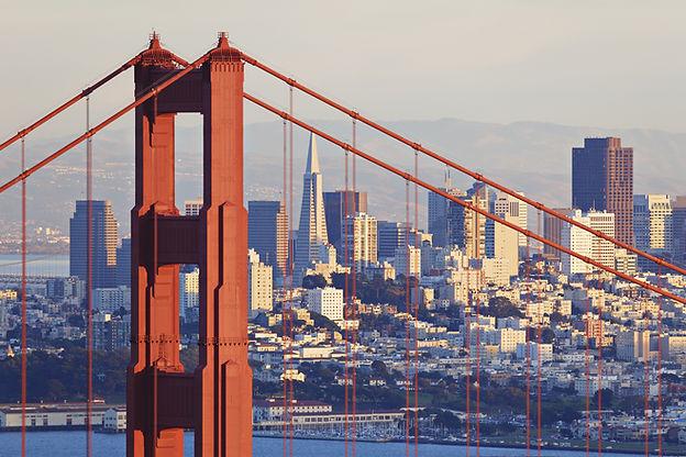 Skyline di San Francisco