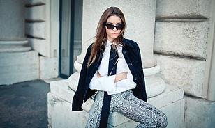 paris fashion blogger and influencer