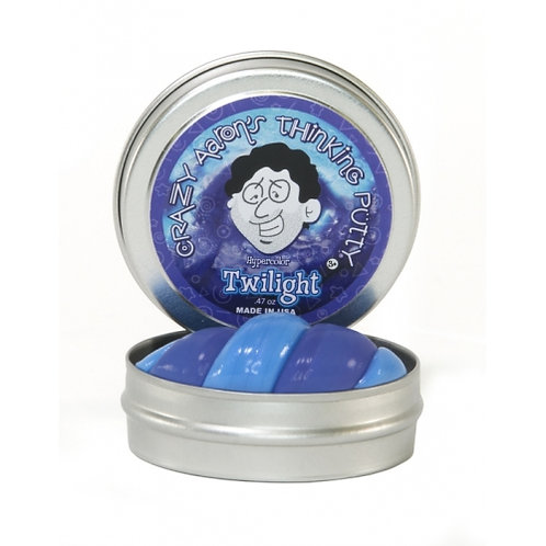 Crazy Aaron's Thinking Putty 2 Inch Tins