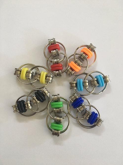 Coloured Band Fidget Toys