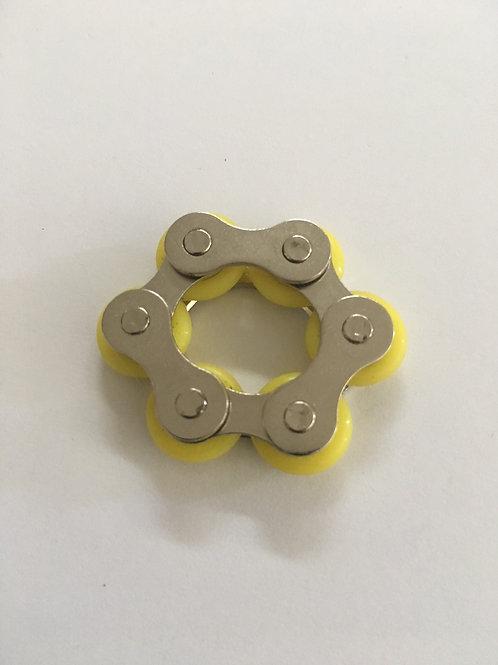 Coloured Chains Fidget Toys