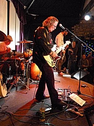 Icarus Peel's Acid Reign at Glastonbury