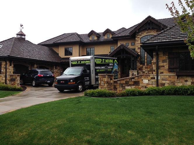 Local residential move Metro Denver CO.