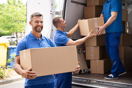 relocation movers packing and shipping