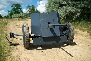 Paintball anti-tank gun