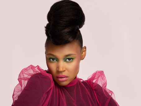 Oh The Things You Can Do with Kinky Straight Hair....Fro Hawk x Kiyah Wright