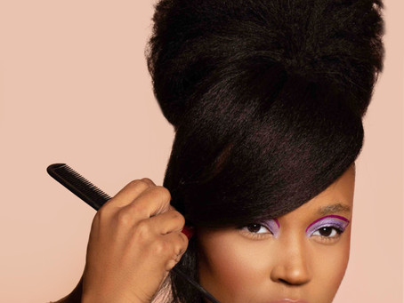 Channeling the 60's w/ Celebrity Hairstylist, Kiyah Wright
