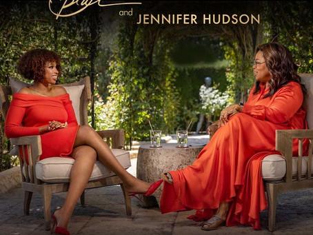 Jennifer Hudson x Oprah Winfrey