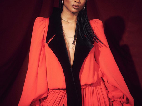 We Just Can't Get Enough Of Ciara's AMA Look!