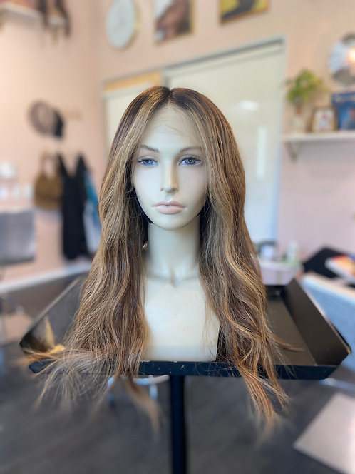 FLASH SALE | Natural Wave in Honey- 16in