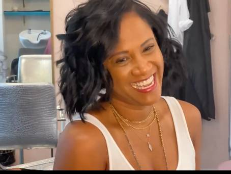 Boss Chick Makeovers: Kiyah Wright Muzes Fox VP of Music and Production, Mamie Coleman