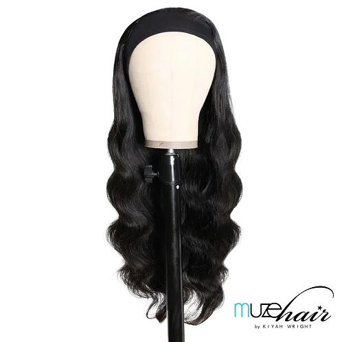 Body Wave Headband Wig- 24in- XS
