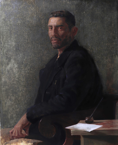 Portrait of Cesar Meza