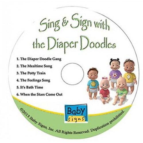 Sing & Sign with the Diaper Doodles