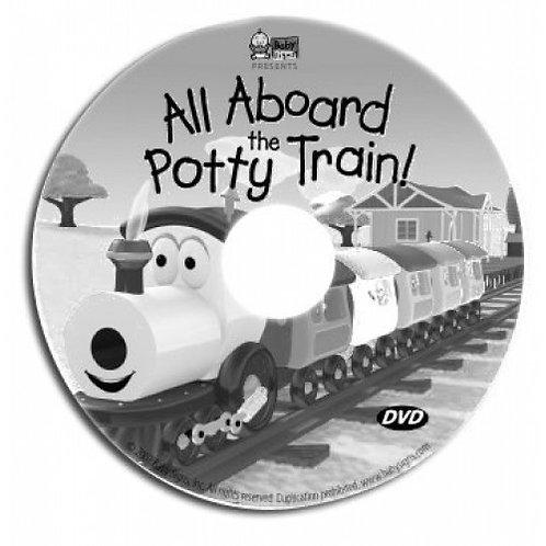 All Aboard the Potty Train DVD