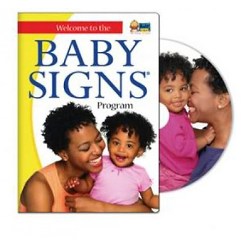 Welcome to the Baby Signs® Program Parent DVD
