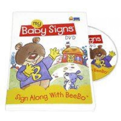 Sign Along with BeeBo™ DVD