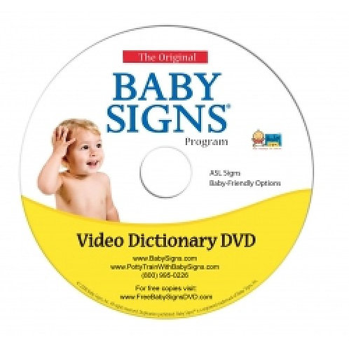 Video Dictionary DVD
