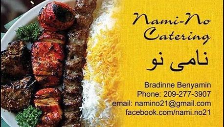 Nami-No Catering