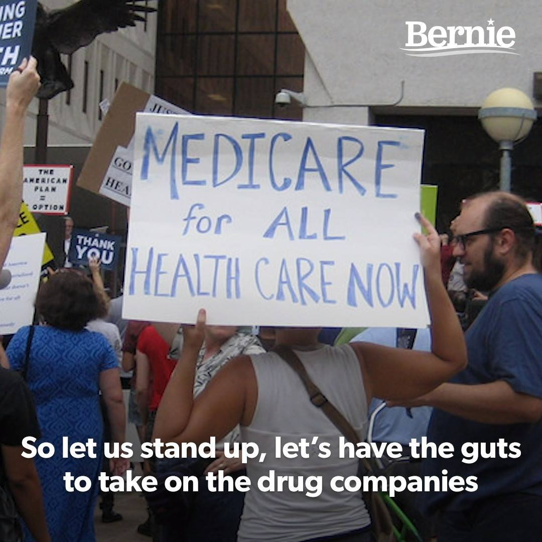 American Doctors Want Medicare for All
