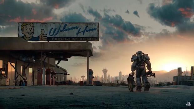 Fallout 4  [Sound re-design]