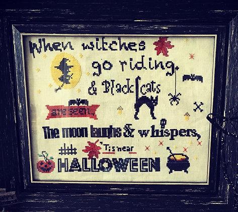 Tis this Halloween