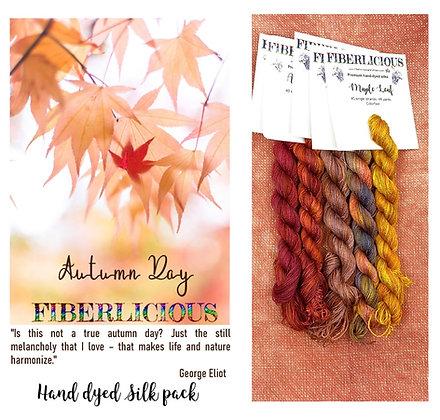 Autumn Day Silk Pack