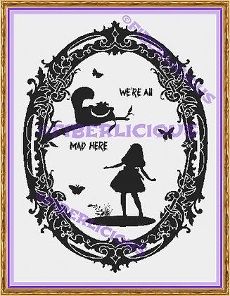 Alice in Wonderland XL