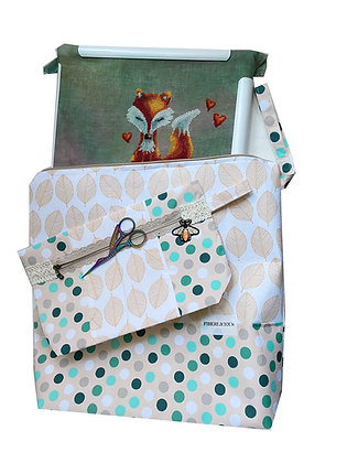 Autumn Large Project Bag Set of 2