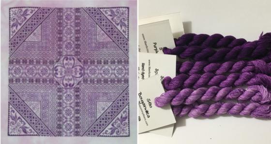 Shades of Purple Silk Pack (NEN)