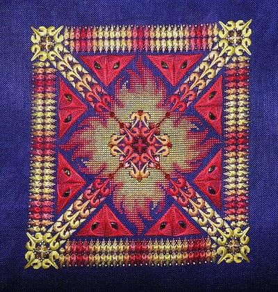 Phoenix Mandala Silk Pack
