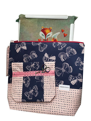 Dreamweaver Large Project Bag Set of 2