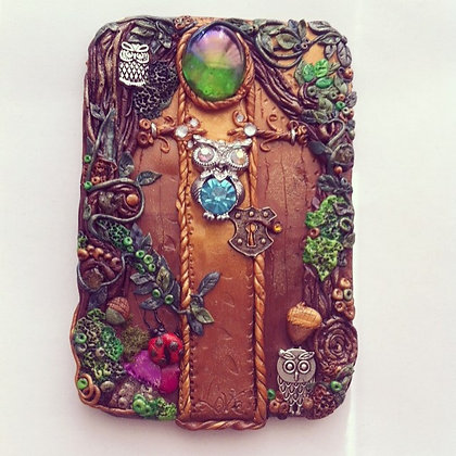 Magical Doorway Large Accessory Case