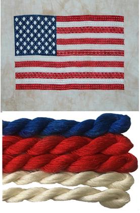 Star Spangled Banner Silk Pack (NEN)