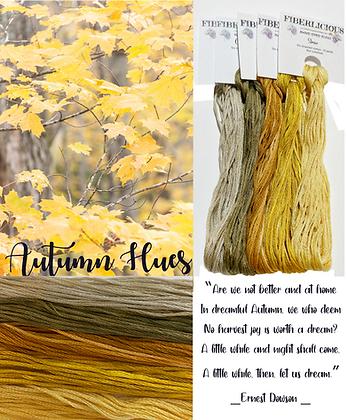 Autumn Hues Color Palette Pack