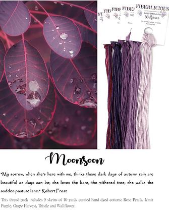 Monsoon Color Palette Pack