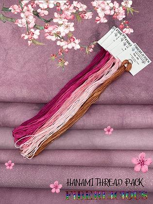 Hanami (Flower Gazing) Color Palette Pack